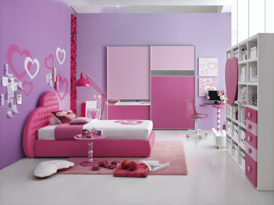 design How to Decorate a Girl's Bedroom