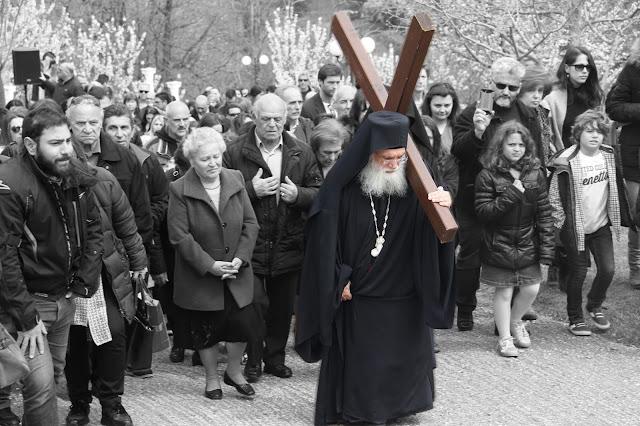 Πρόγραμμα Ακολουθιών Μ. Εβδομάδος Ανδρώας Ιεράς Μονής Τρικόρφου 2019