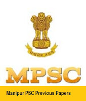Manipur PSC Previous Papers