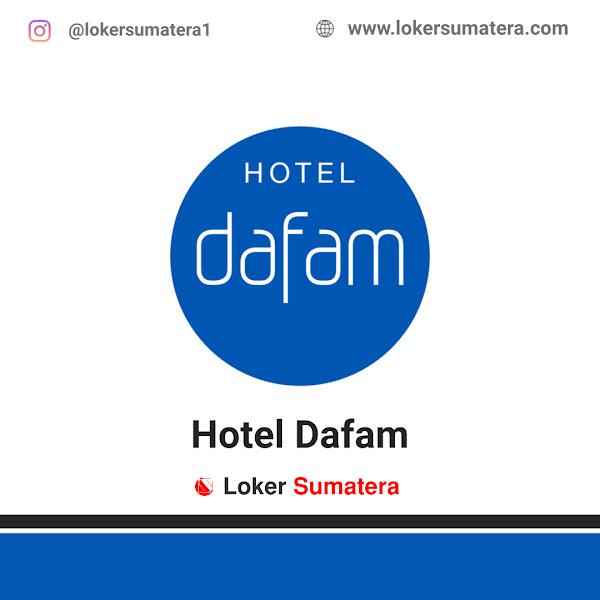 Lowongan Kerja Pekanbaru, Hotel Dafam Juni 2021
