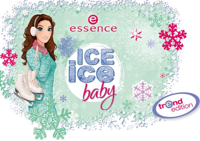 Essence ICE ICE BABY - edycja limitowana