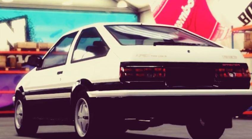 Toyota Sprinter Trueno GT Apex 1985