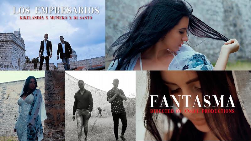 Los Empresarios - ¨Fantasma¨ - Videoclip - Dirección: Ángel Productions. Portal del Vídeo Clip Cubano