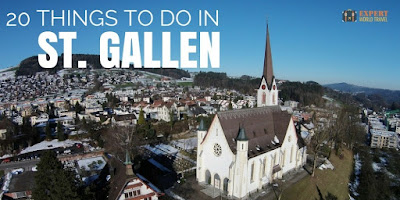 Things to do in St Gallen