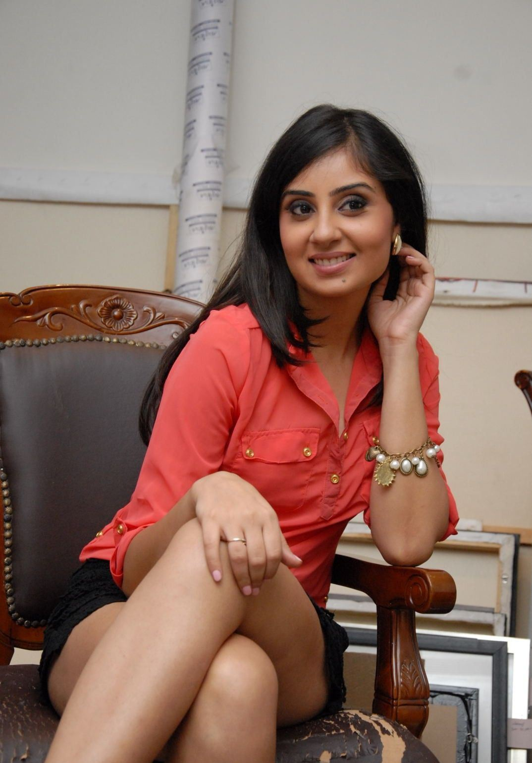 Sab Sexy Actress Bhanu Sri Mehra Latest Hot And Sexy Thigh Show Spicy Photo Shoot Gallery-4439