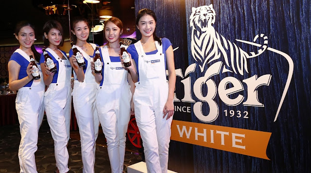 Tiger White brand ambassadors