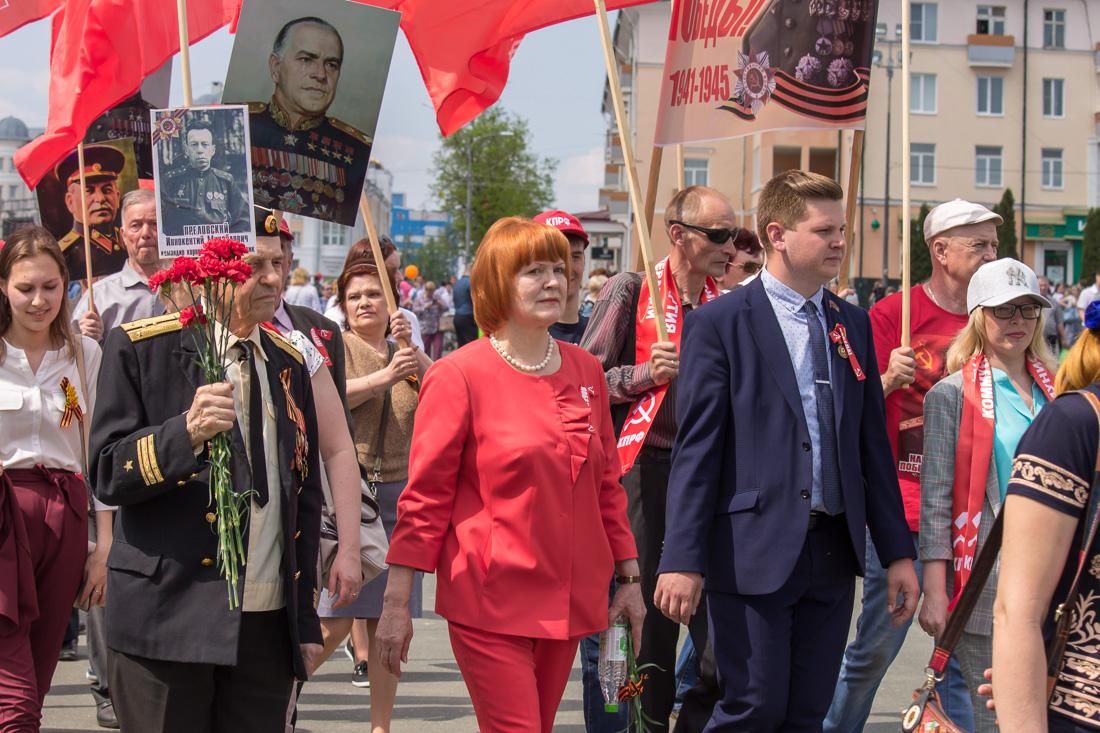 Мордовские коммунисты