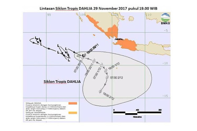 MRALISADIKIN.NET - Siklon Tropis DAHLIA