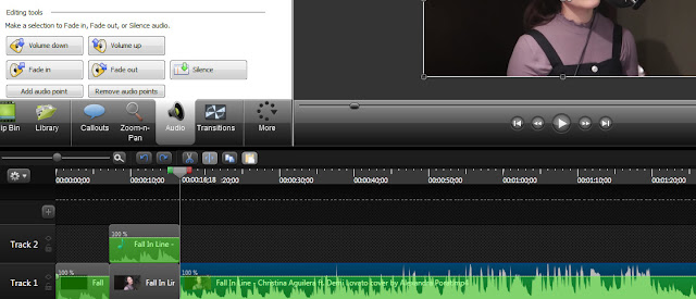 Edit Video Menggunakan Camtasia Studio