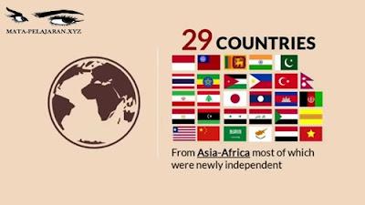 Konferensi Asia Afrika, Sejarah Konferensi Asia Afrika, Manfaat Konferensi Asia Afrika, Isi Dasa Sila Bandung.