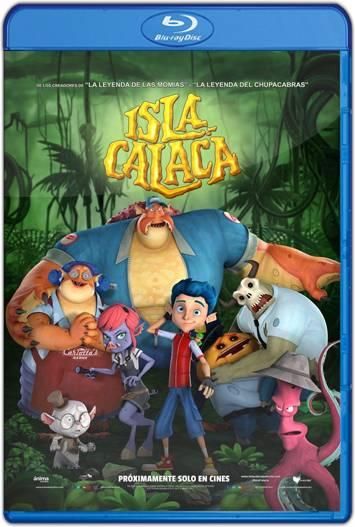 Isla Calaca (2017) HD 1080p y 720p Latino