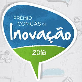 Participar Prêmio Inovação Comgás 2016