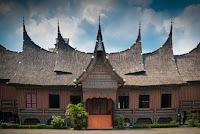 Rumah Gadang Sumatra Barat