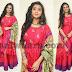 Manasa Silk Floor Length Salwar
