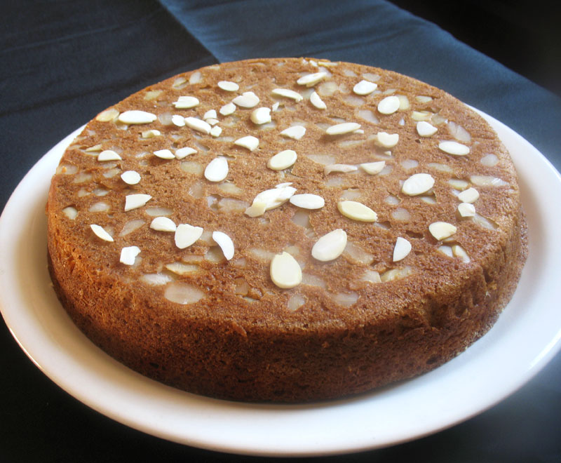 Almond Meal Cake Sugar Free