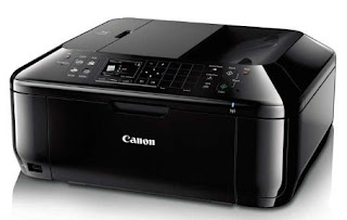 is a wireless printer that lets yous impress from a multifariousness of unlike devices Canon PIXMA MX522 Printer Driver Download