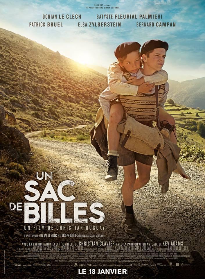 Un Saco de Canicas | Película con Dorian Le Clech