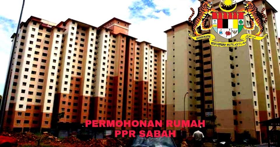 Permohonan Rumah Ppr Sabah 2020 Online My Panduan