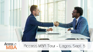 2018 Access MBA Tour Lagos