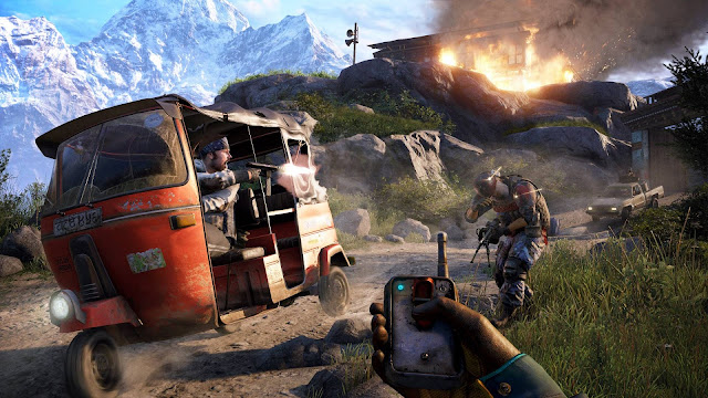 Far Cry 4 RELOADED FuLL Oyun İndir Download Yükle
