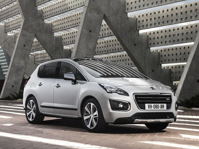 novo Peugeot 3008 2014 lateral