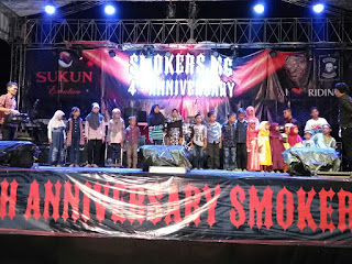 Smokers Moge Club Pati Peduli Anak Yatim dan Dhuafa