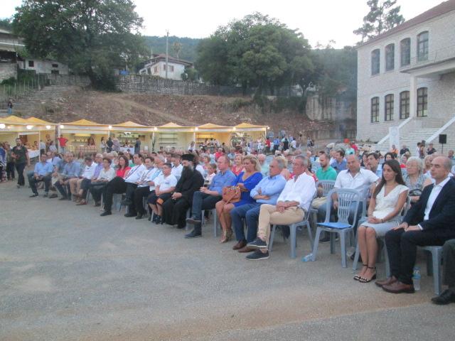 Πρέβεζα: Με ξεχωριστή επιτυχία άρχισε το Σάββατο 21 Ιουλίου, το 2ο Συμπόσιο Γαστρονομίας Λάκκας Σουλίου. Σήμερα κλείνει η αυλαία με σειρά δράσεων και τη μεγάλη συναυλία του Δημήτρη Υφαντή