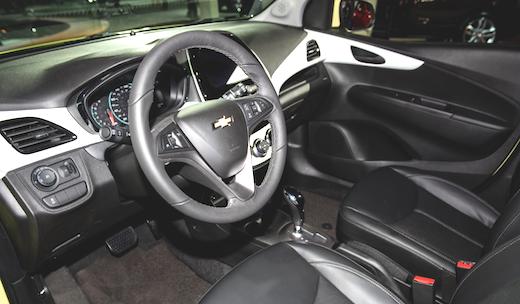 2019 Chevrolet Spark Activ Specs