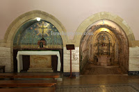 Church of the Visitation, Christian Holy Places, Ein Karem