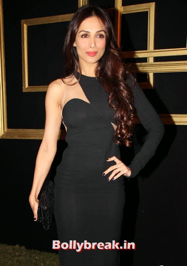 Malaika Arora, All Bollywood Celebs at Deepika Padukone Golden Party