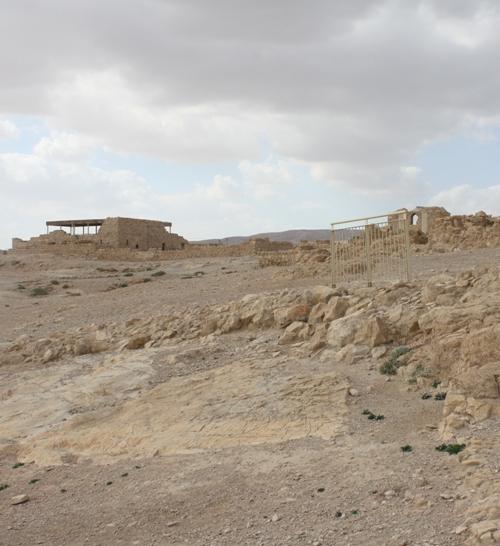 masada southern buildings