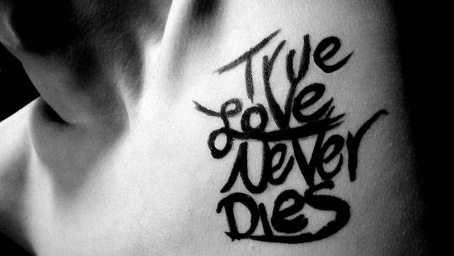 True love pictures black and white