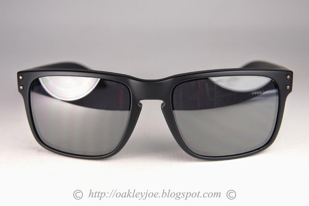 ec1c4bf6c4 Oakley Black Iridium Holbrook « Heritage Malta