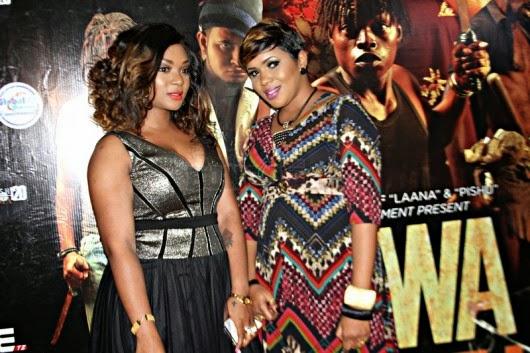 Swp Photos From Kajala Masanjas Mbwamwitu Movie Launch -7859