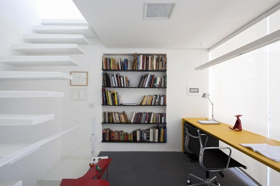 Modern study room interior design ideas interior design - Modern study room ideas ...