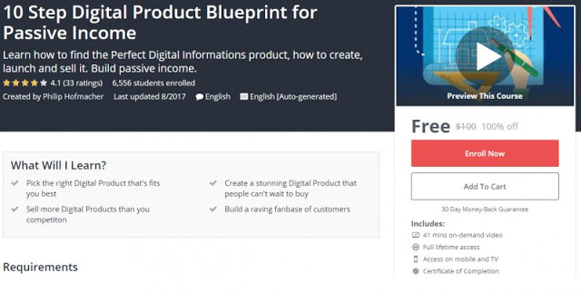100 off 10 step digital product blueprint for passive income all 100 off 10 step digital product blueprint for passive income malvernweather Gallery
