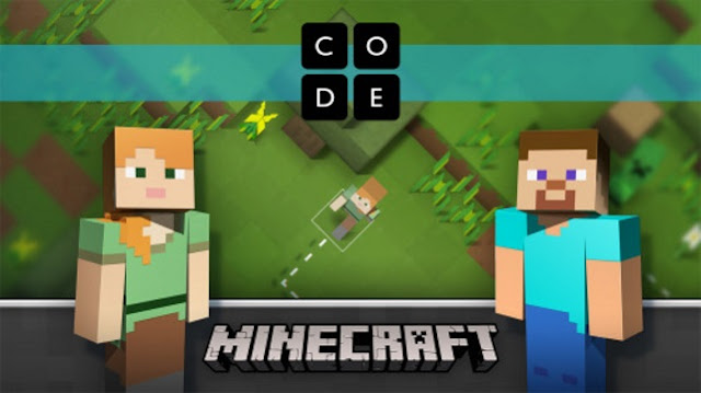 Crianças poderão aprender programação com Minecraft