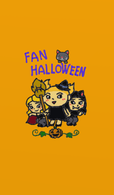 [Fan Halloween]