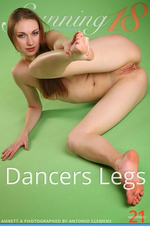 Sruxunning1r 2014-06-11 Annett A - Dancers Legs 07110