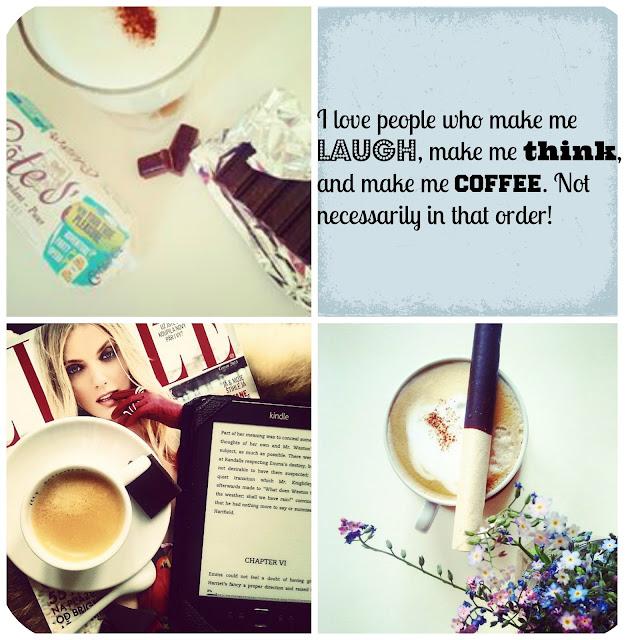 Moje šálky kávy