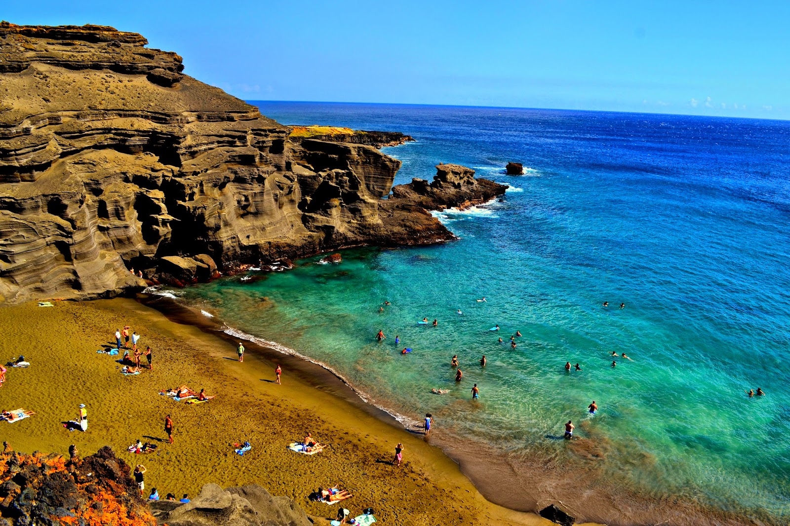 Family Travel Blog : 5 best beaches on the Big Island of Hawaii