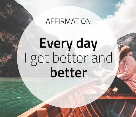 Affirmations for Health, Affirmations for Self Improvement, Daily Affirmations, Daily Affirmations - 16 November 2018