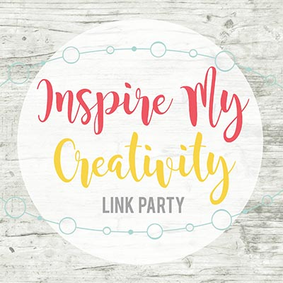 Inspire My Creativity Link Party