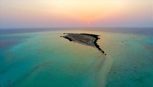 Saudi Arabia red sea project