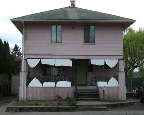 Дом с открытой пастью 2