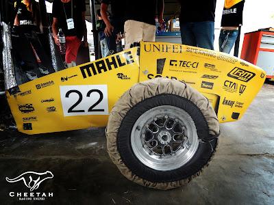 Sense patrocina equipe Cheetah Racing da UNIFEI