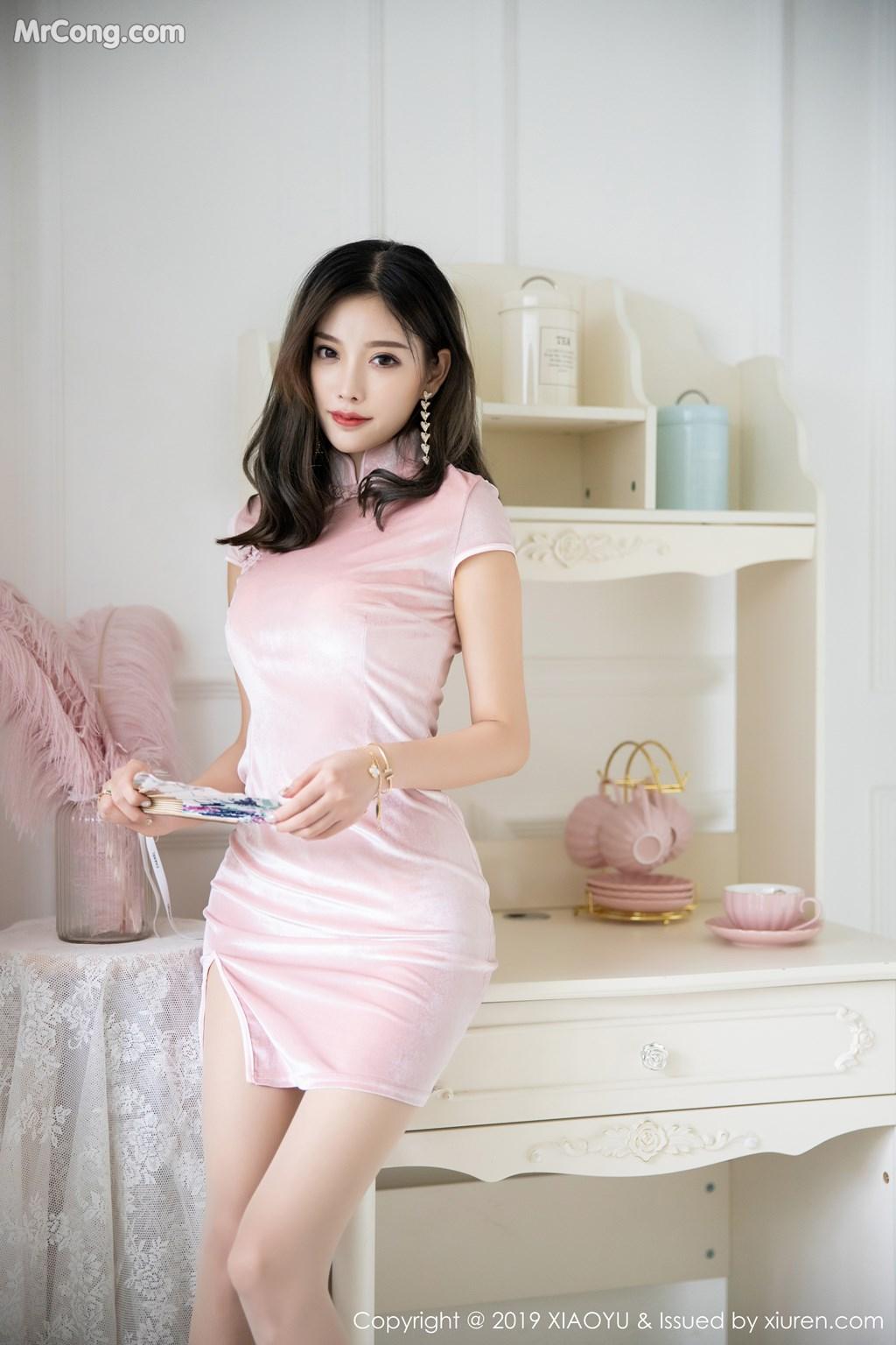 Image XiaoYu-Vol.114-Yang-Chen-Chen-sugar-MrCong.com-007 in post XiaoYu Vol.114: Yang Chen Chen (杨晨晨sugar) (66 ảnh)