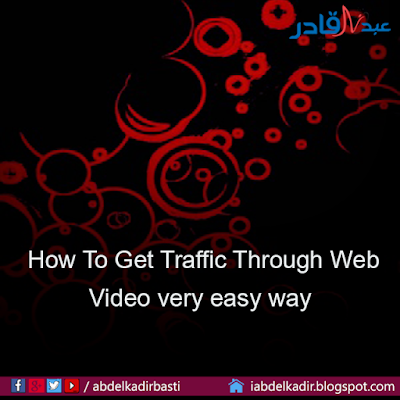 How To Get Traffic Through Web Video