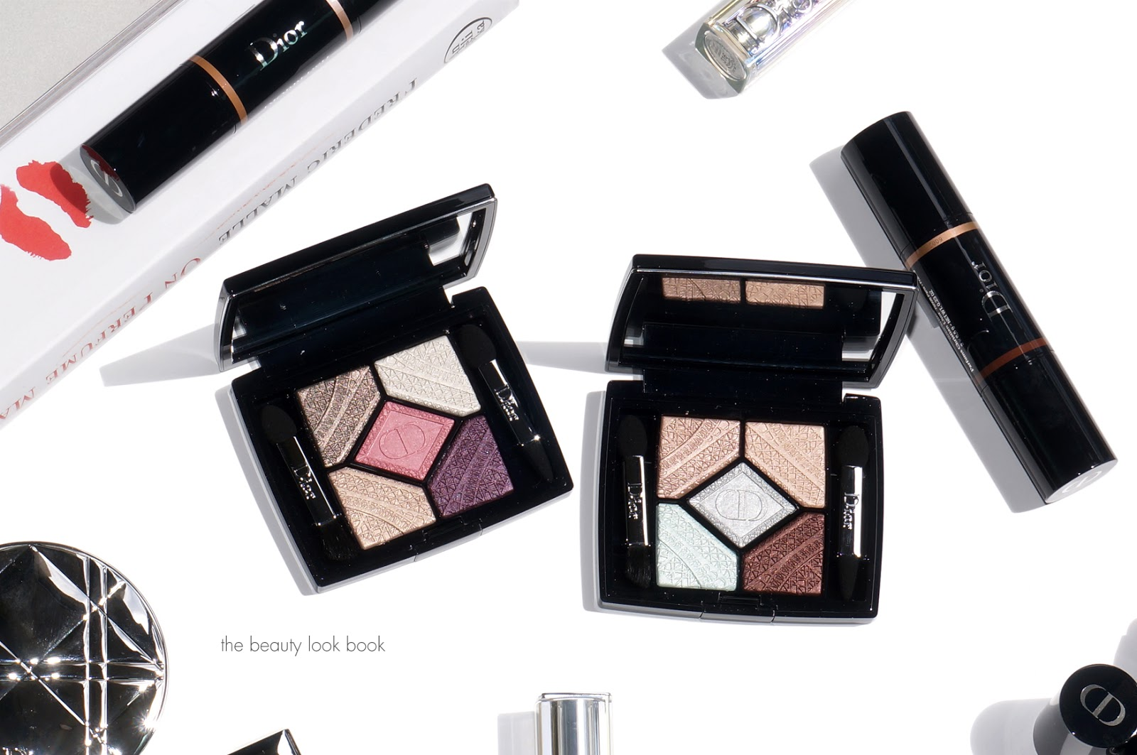 The Beauty Look Book: Dior Skyline Collection for Fall 2016