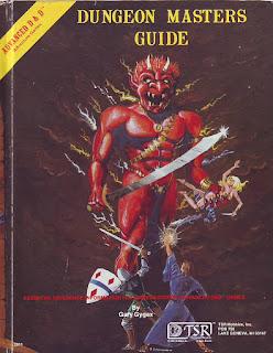 D&D 1st ed DMG